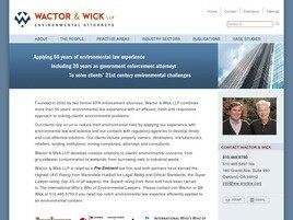 Wactor & Wick LLP (Los Angeles, California)