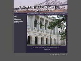 Wagner, Bagot & Rayer, LLP (New Orleans, Louisiana)