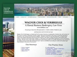 Wagner Choi & Verbrugge (Honolulu, Hawaii)