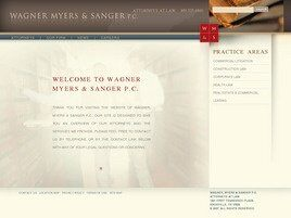 Wagner, Myers & Sanger, P.C., A Professional Corporation (Knoxville, Tennessee)