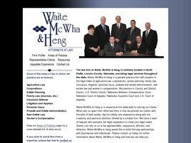 Waite, McWha & Heng (North Platte, Nebraska)