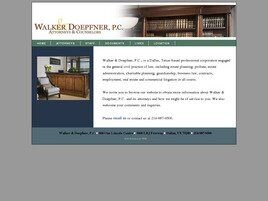 Walker & Doepfner, P.C. (Dallas, Texas)