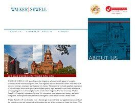 Walker Sewell LLP (Dallas, Texas)