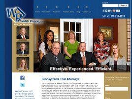 Walsh Pancio, LLC (Montgomery Co., Pennsylvania)