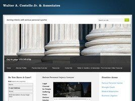 Walter A. Costello, Jr. & Associates (Salem, Massachusetts)