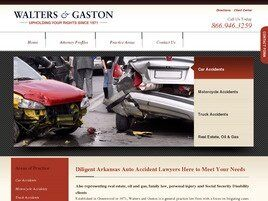 Walters and Gaston (Fort Smith, Arkansas)