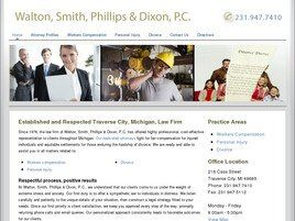 Walton, Smith, Phillips & Dixon, P.C. (Traverse City, Michigan)