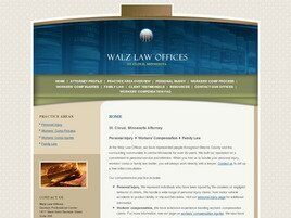 Walz Law Office (Sherburne Co., Minnesota)