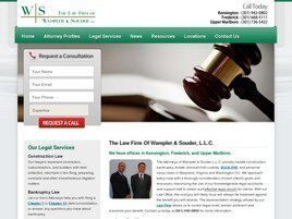 The Law Firm of Wampler & Souder, LLC (Frederick, Maryland)