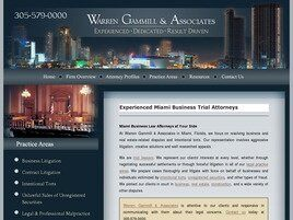 Warren P. Gammill & Associates (Miami, Florida)