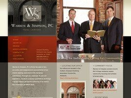 Warren & Simpson, PC (Decatur, Alabama)