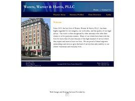 Waters, Warner & Harris, PLLC (Clarksburg, West Virginia)