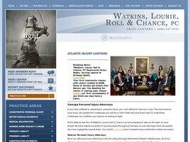 Watkins, Lourie, Roll & Chance, PC (Atlanta, Georgia)