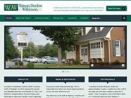 Watson, Dunlow & Wilkinson, P.A. (Oxford, North Carolina)