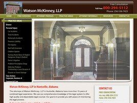 Watson McKinney, LLP (Decatur, Alabama)