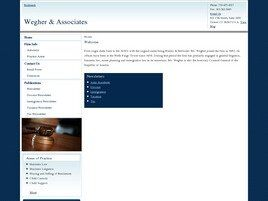 Wegher & Associates (Denver, Colorado)