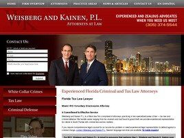 Weisberg and Kainen, P.L. (Miami, Florida)