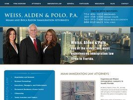 Weiss, Alden & Polo, P.A. (Hollywood, Florida)