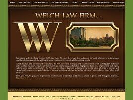 Welch Law Firm, P.C. (Omaha, Nebraska)