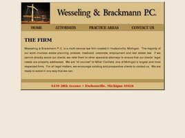 Wesseling & Brackmann, P.C. (Grand Rapids, Michigan)
