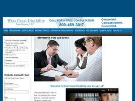West Coast Disability Law Group, LLP (Bakersfield, California)