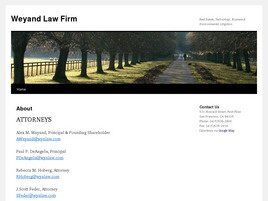 Weyand Law Firm (San Jose, California)