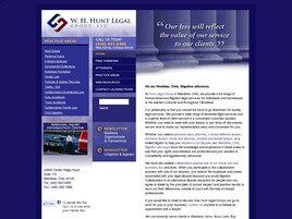 W.H. Hunt Legal Group, LLC (Cleveland, Ohio)