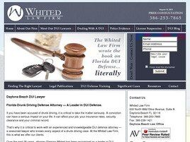 Whited Law Firm (Volusia Co., Florida)