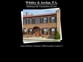Whitley & Jordan, P.A. (Salisbury, North Carolina)