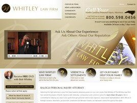 Whitley Law Firm (New Bern, North Carolina)