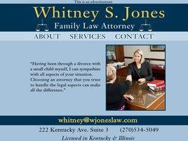 Whitney S. Jones Law Office (Paducah, Kentucky)