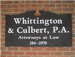 Whittington & Culbert, P.A. (Orange Park, Florida)