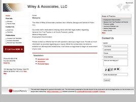 Wiley & Associates, LLC (Atlanta, Georgia)