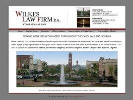 Wilkes Law Firm, P.A. (Charleston, South Carolina)