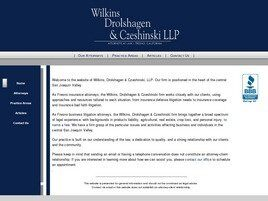 Wilkins, Drolshagen & Czeshinski LLP (San Joaquin Co., California)
