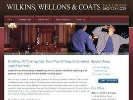 Wilkins, Wellons & Coats (Smithfield, North Carolina)