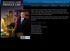 William B. Pringle III, P.A. (Kissimmee, Florida)