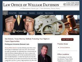 William F. Davidson (Bexar Co., Texas)