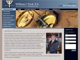 William J. Tuck, P.A. (Florence, South Carolina)