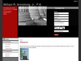William R. Armstrong, Jr., P.A. (Jackson, Mississippi)