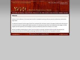 Williams, Hall & Latherow, LLP (Huntington, West Virginia)