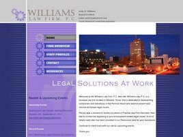 Williams Law Firm, P.C. (Midland, Texas)