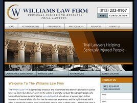 Williams Law Firm (Indianapolis, Indiana)