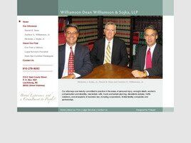 Williamson, Dean, Williamson & Sojka, L.L.P. (Laurinburg, North Carolina)