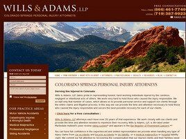 Wills & Adams, LLP (Colorado Springs, Colorado)