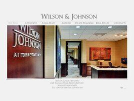 Wilson & Johnson (Naples, Florida)