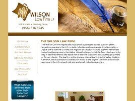 Wilson Law Firm L.P. (Hidalgo Co., Texas)