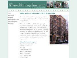 Wilson, Morton & Downs, LLC (Decatur, Georgia)