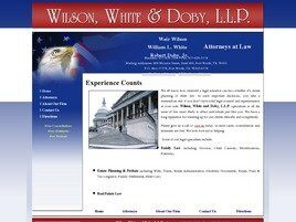 Wilson, White & Doby, L.L.P. (Fort Worth, Texas)