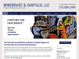 Winebrake & Santillo, LLC (Montgomery Co., Pennsylvania)